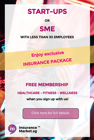 Special Insurance Package for SME/Startup